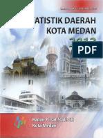 Statistik Daerah Medan 2013_rev
