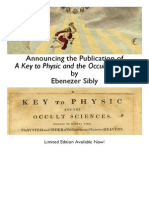 A Key to Physic and the Occult Sciences