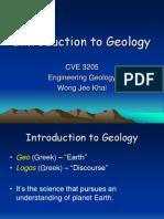 1. Engineering Geology