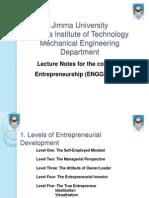 Entrepreneurship,BP