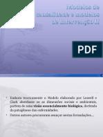 Modelos de Causalidade e Modelos de Interven o II