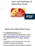 Aditya Birla Group Csr