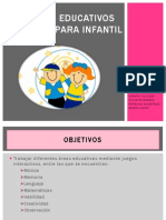 Recursos Educativos Abiertos Para Infantil