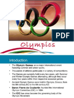 presentation on olympics