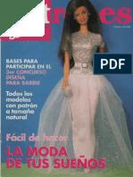 Patrones Barbie. 3er Concurso