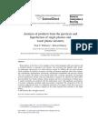 Analiza polimerilor in procesul de piroliza