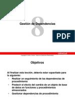 Gestion de Dependencias Oracle