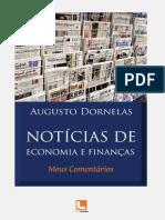 Notícias de Economia e Finanças - Augusto Dornelas
