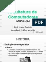 Historia PC e Chipset