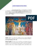 Mărturiile istorice privind răstignirea lui Iisus Hristos -Dragoș Mîrșanu