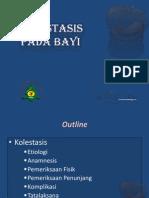 Anak Kolestatis