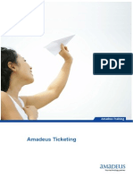 Amadeus Ticketing