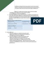 Invoice Verification Tolerances