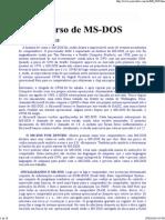 Curso _ Ms-dos