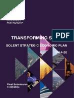 Solent Strategic Economic Plan