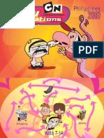 2007 Filipino Kids Lifestyle , Cartoons Network Survey