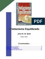 Cristianismo Equilibrado John Stott