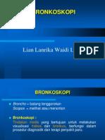 Bronkoskopi L