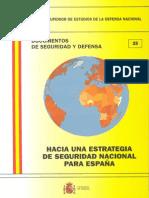 Ceseden - Seguridad Nacional España