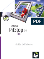PitStop 9 manuale italiano (it) guida