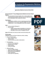 2014 RegenerativeMedicineSummerSchool Applications PDF212