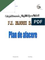 Plan de Afaceri BIJOUX.