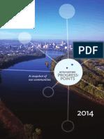 Metro Hartford Progress Points 2014