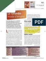 Pharmacien Manager Le Girardin Industriel Inter Invest