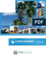 INTER INVEST Investissements Outre Mer 2013 en Toute Securite