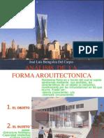 Análisis de la Forma Arquitectonica