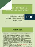 As Far as Possible - En ISO 14971