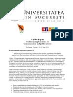 Cfp Communication and Public Interest