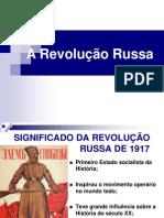 Revolução russa III