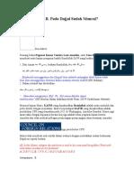 Tanda Kafir Pada Dajjal Sudah Muncul -Dajjal Wordpress