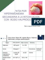 Taller encefalopatia por ac. valproico.ppt