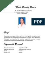 Leyanys María Narváez Romero