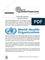 Disabilities in the Context of Global Health