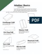 basic foldables