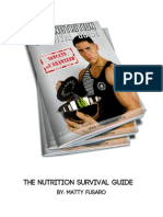 The NutritiThe Nutrition Survival Guideon Survival Guide