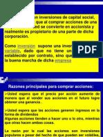Festion Financiera - Acciones