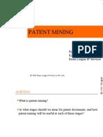 Patent Mining