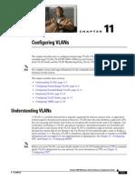 Catalyst 3550 - Configuring VLANs - Swvlan
