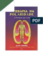 A Terapia Da Polaridade - Alan Siegel