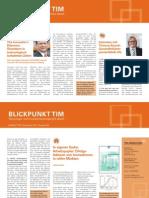 TIM CONSULTING Newsletter September 2013