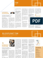 TIM CONSULTING Newsletter Januar 2014