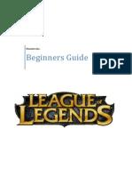 League of Legends - Beginners Guide