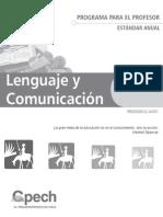 Programa  estándar anual LC 2014
