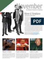 Pro-Aufmacher November 09