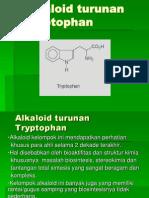 Alkaloid Tropan