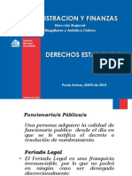 Derechos estatutarios Present.  MAYO 2013.pptx